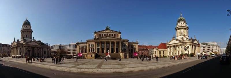 Gendarmenplatz Berlín