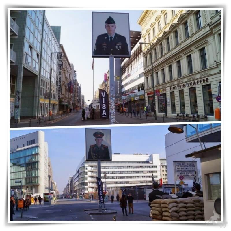 Checkpoint Charlie - Berlín en 4 días