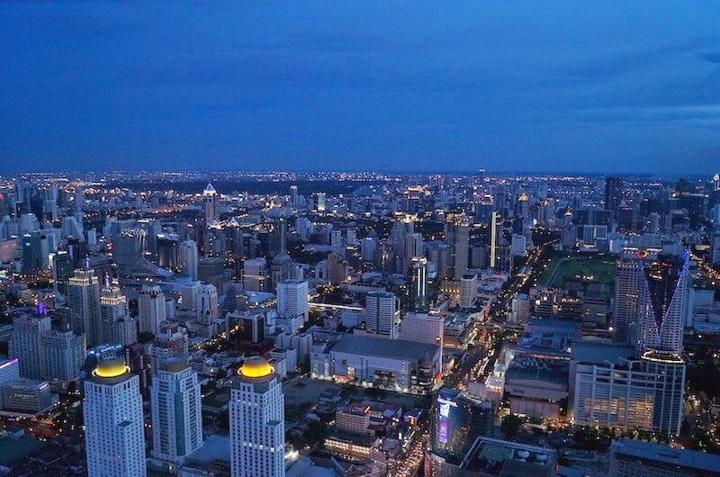 Top Baiyoke Tower Bangkok