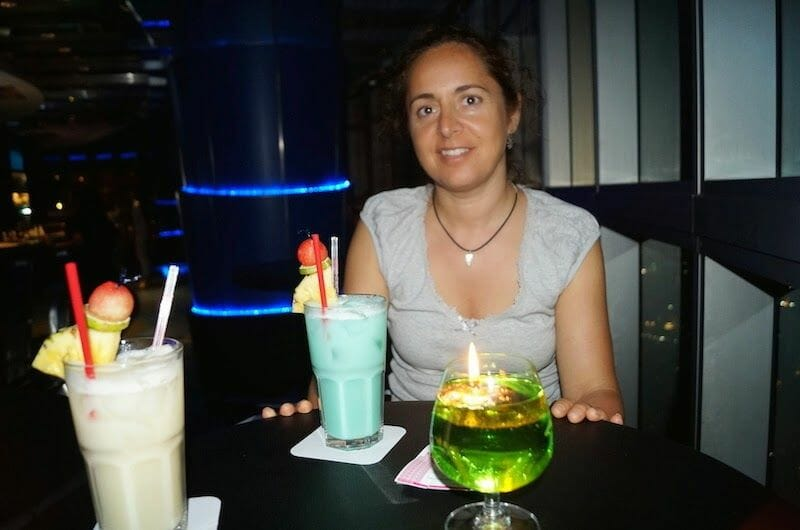baiyoke sky bar