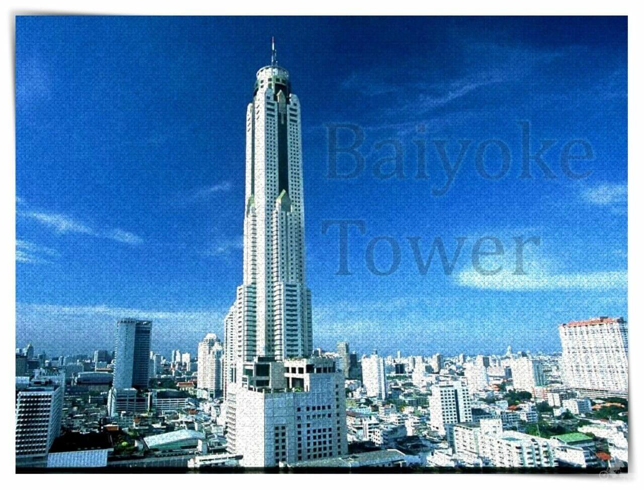baiyoke tower bangkok