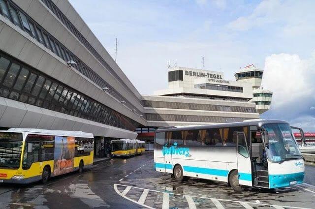 aeropuerto Tegel Berlín