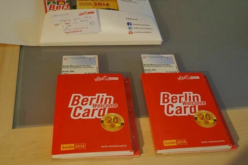 libros berlin welcome card