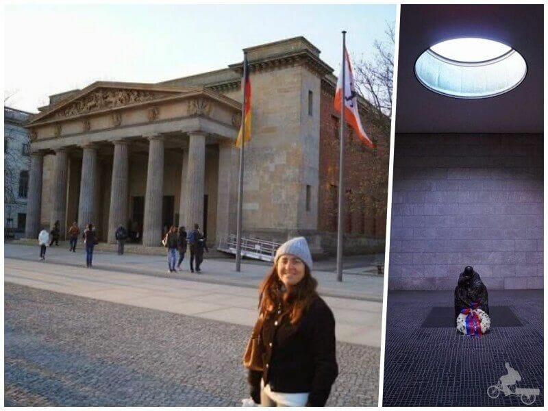 Memorial de la Nueva Guardia - Berlín en 4 días