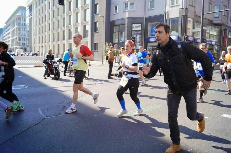 Maratón Berlín en 4 días
