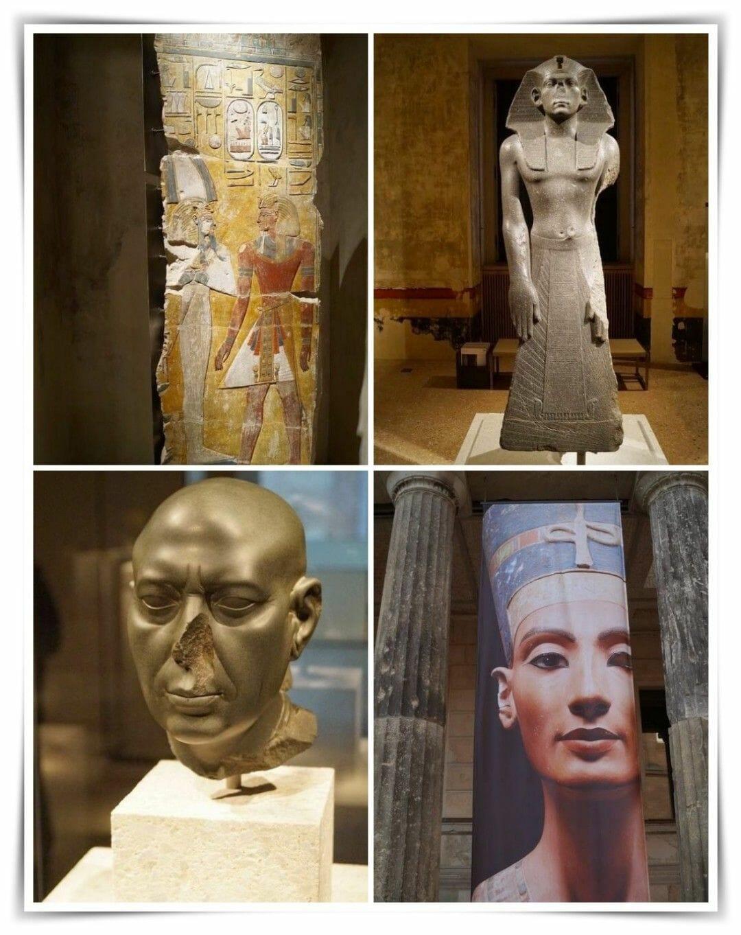 egipto museos berlin