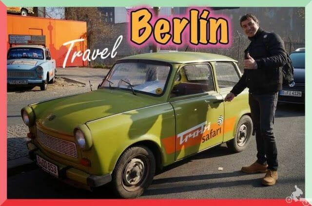 relato de viaje a berlin