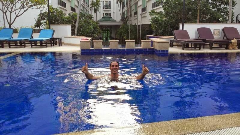 hotel en Angkor