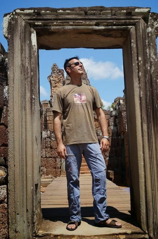 circuito largo templos de Angkor