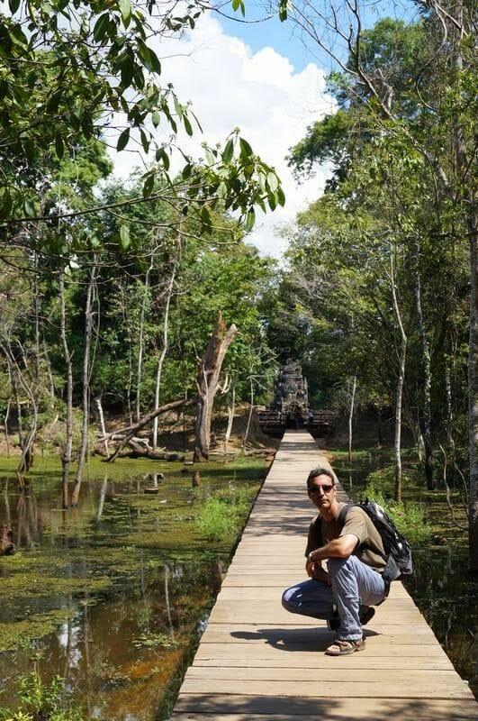 TEMPLOS NEAK PEAN - circuito largo templos de Angkor