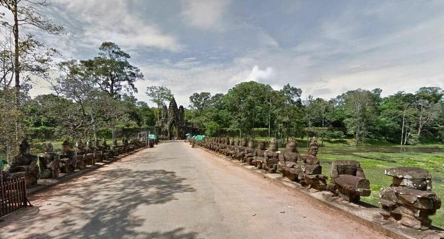 Entrada Angkor Thom