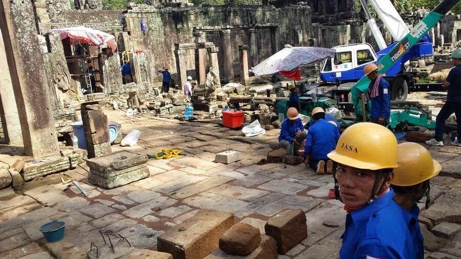 obras Templo Bayon