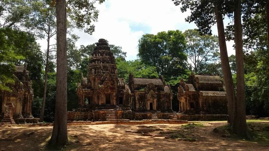 Templo Chau Say Thevoda