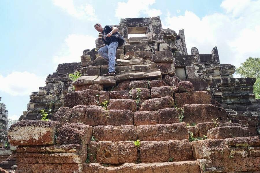 Templo Baphuon - circuito corto templos de Angkor