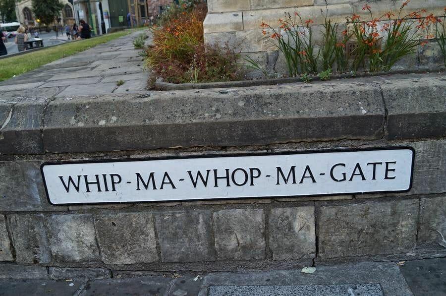 Whip-ma-whop-ma-gate Qué ver en York