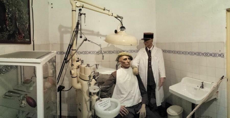 enfermería museo fuerte hackemberg linea maginot