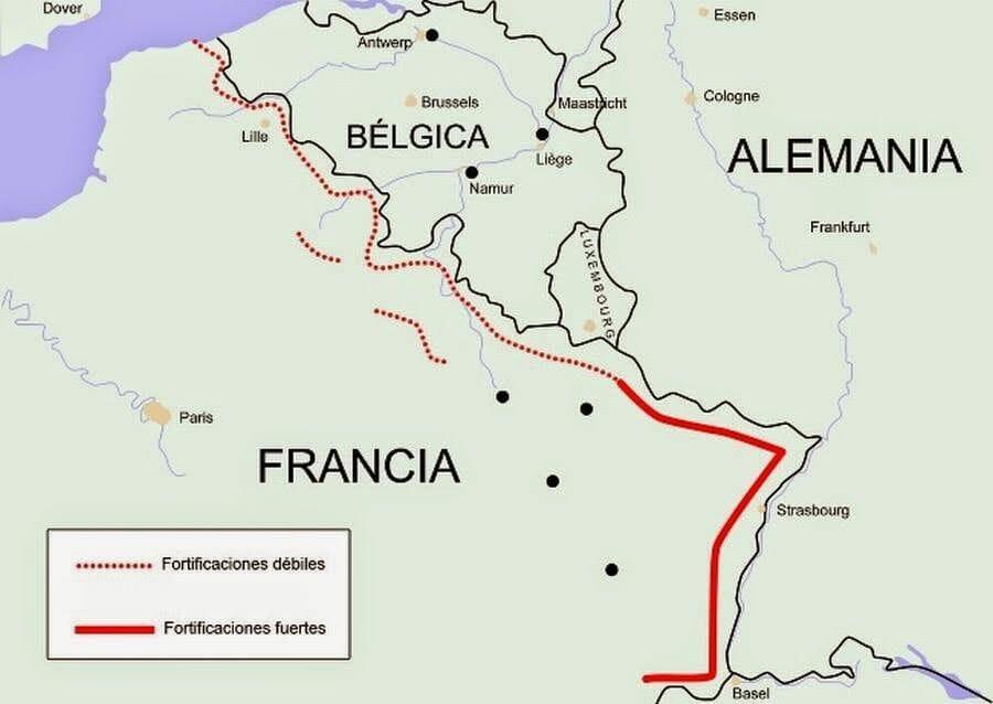 línea Maginot