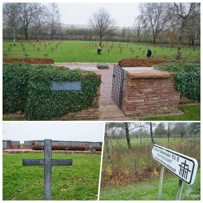 cementerio aleman hautecourt