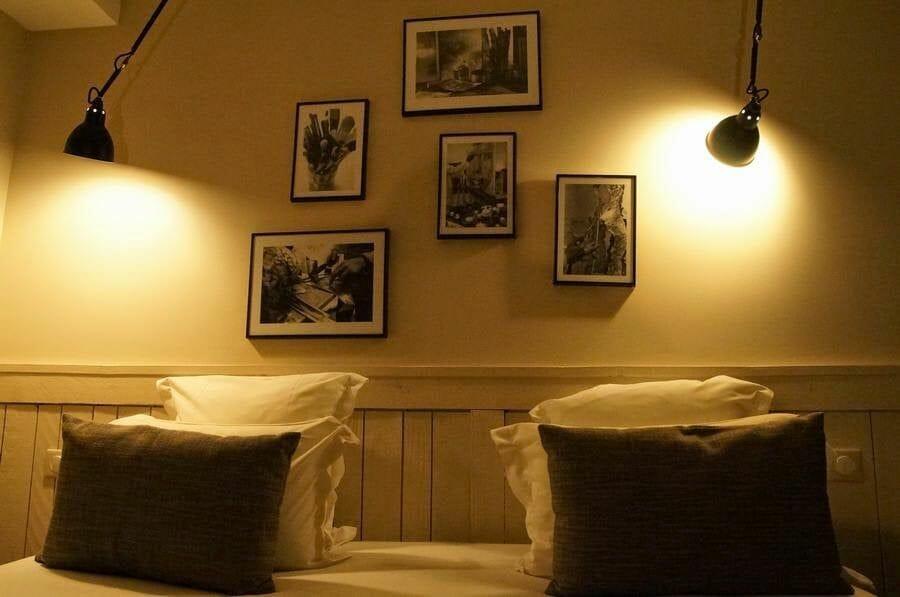 hotel Hélios Opera habitación