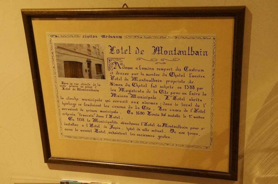 hotel Montaulbain
