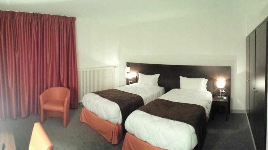 hotel Montaulbain habitacion