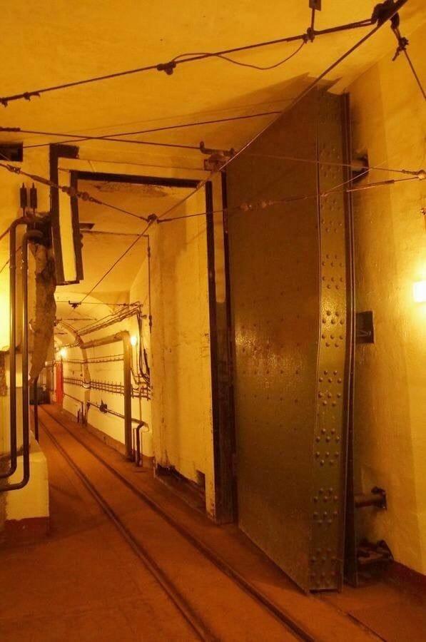 fuerte hackenberg, hackenberg fortress, linea maginot, maginot line, defensas de guerra, tuneles bunkers