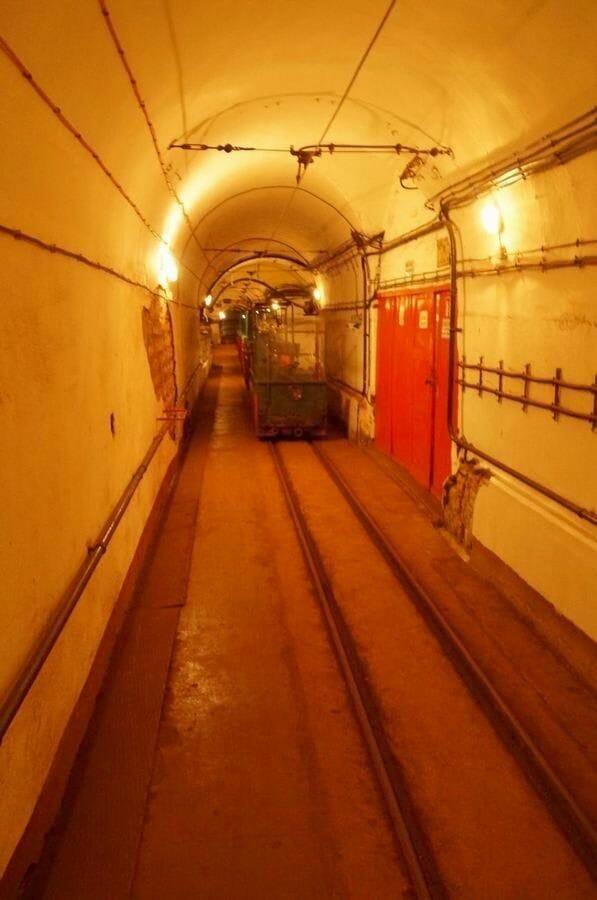 túneles linea maginot