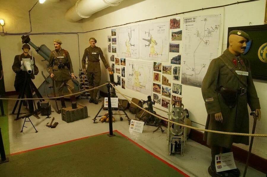 museo fuerte hackemberg linea maginot