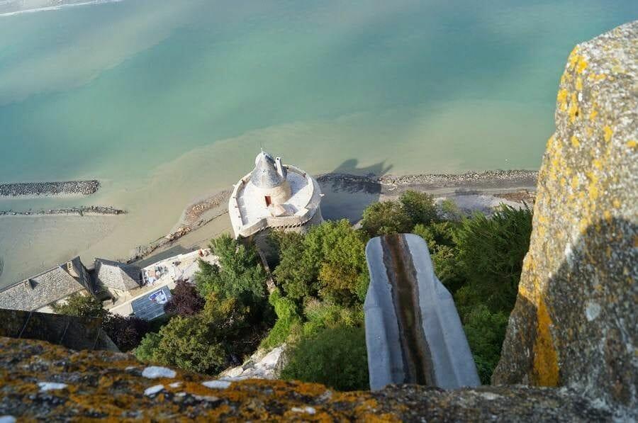 Abadía del monte Saint Michel
