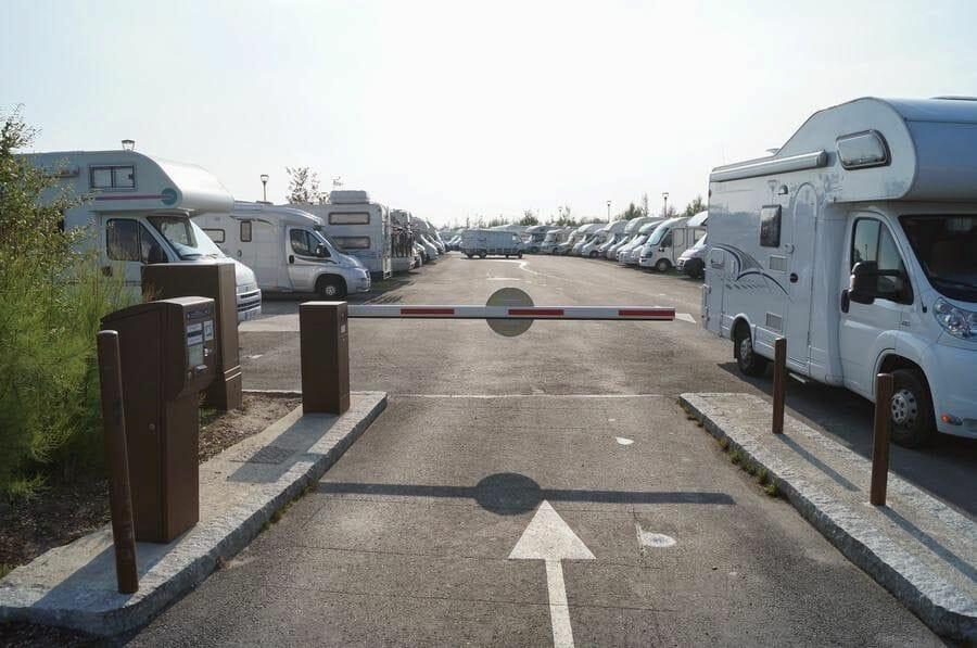 parking Monte Saint Michel