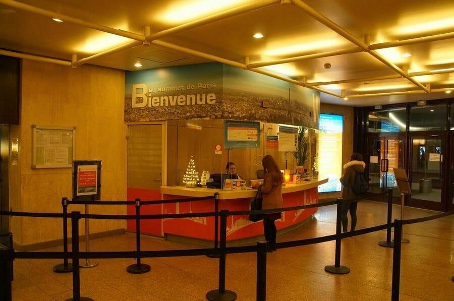 torre de Montparnasse entradas