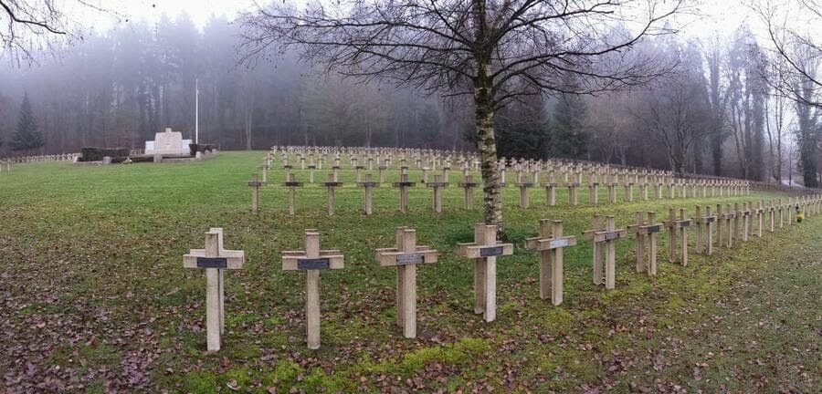 cementerio du Trottoir