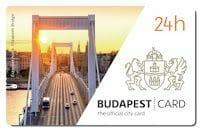 Budapest card 24h