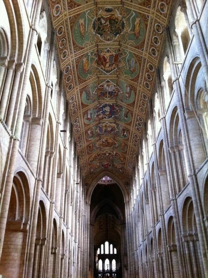 nave Catedral de Ely