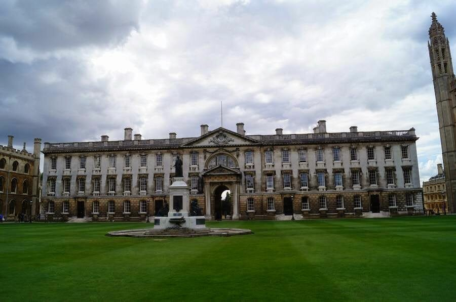 King's College Cambridge - Qué ver en Cambridge