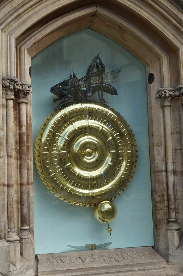Corpus Clock Qué ver en Cambridge