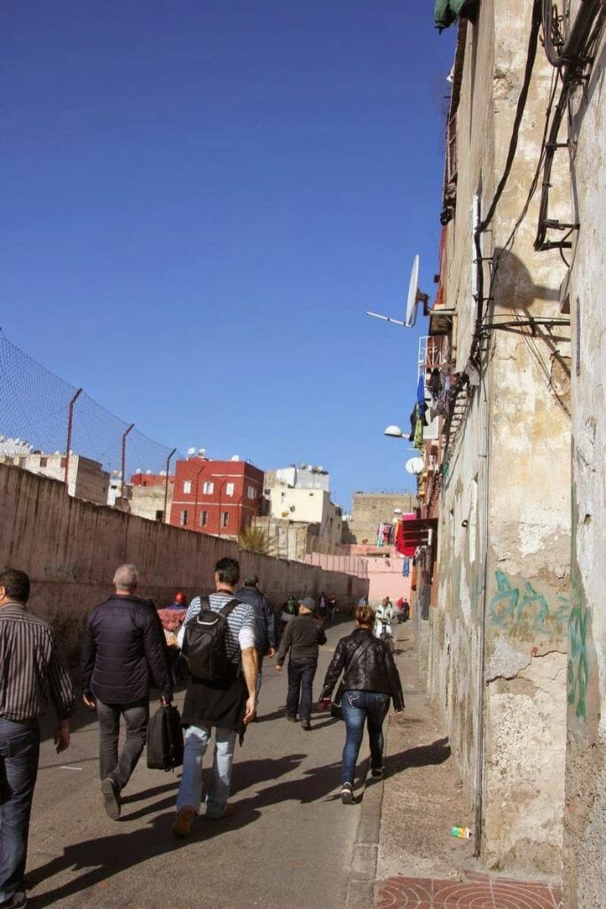 calles casablanca