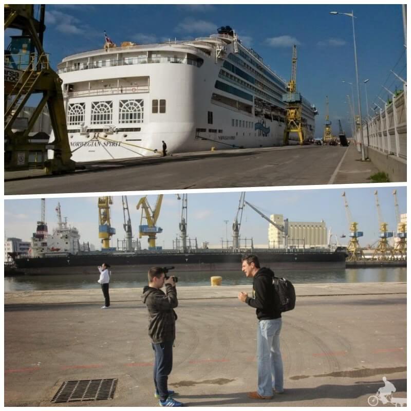 puerto cruceros casablanca