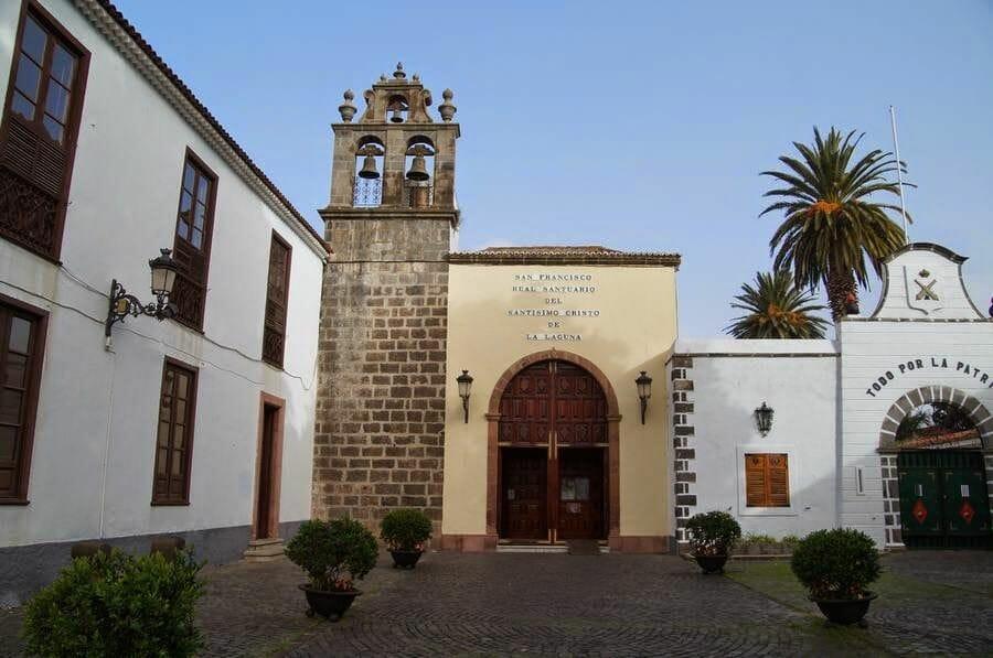 Iglesia del Cristo de la Laguna
