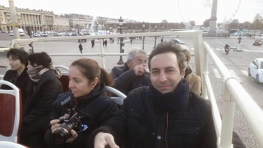 Cómo moverse por París con el Transporte público