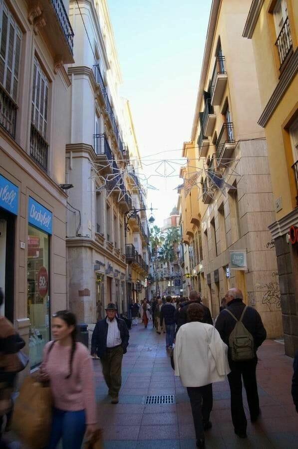 calle Nueva de málaga