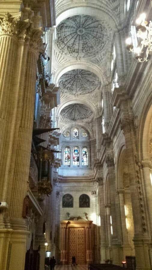 Catedral de Málaga o Santa Iglesia Catedral Basílica de la Encarnación