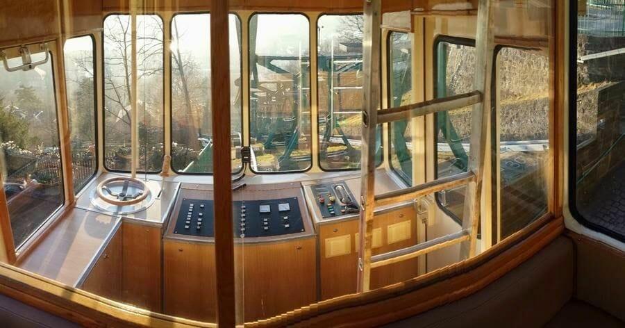 Schwebebahn de Dresde funicular