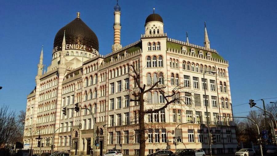 fábrica de tabaco Yenidze