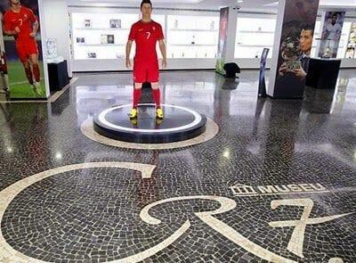 Museo Cristiano Ronaldo Funchal