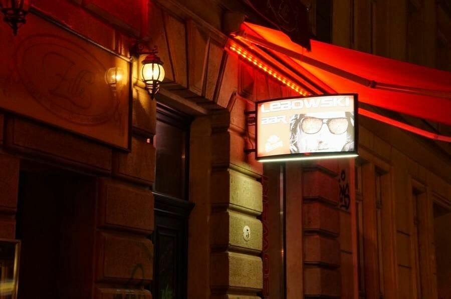 bar Lebowski de Dresde
