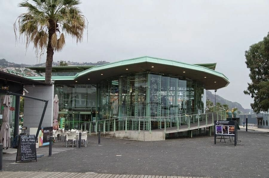 Teleférico Funchal