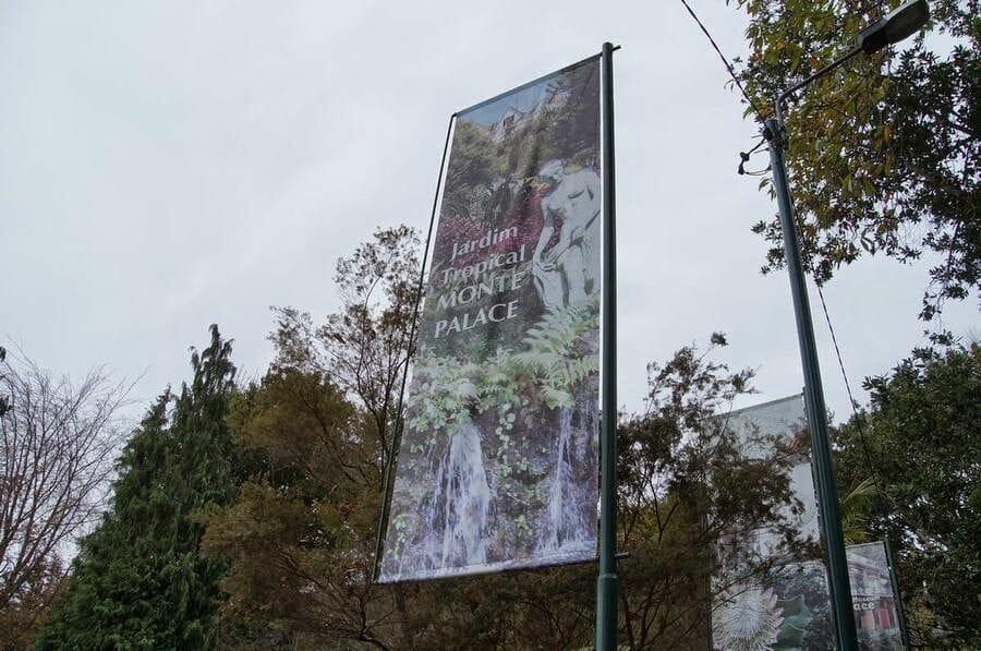 jardín botanico Funchal