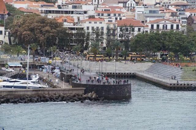 puerto funchal