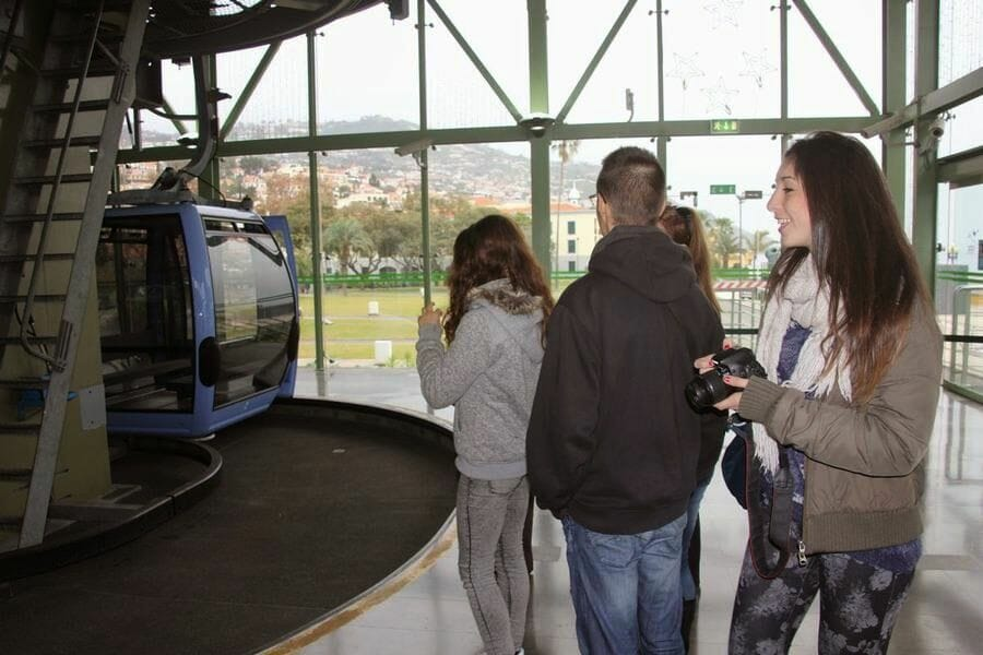 cabinas Teleférico Funchal